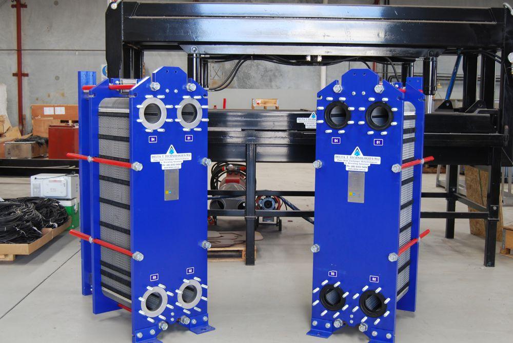 Delta T Technologies   Heat Exchangers and Descaling